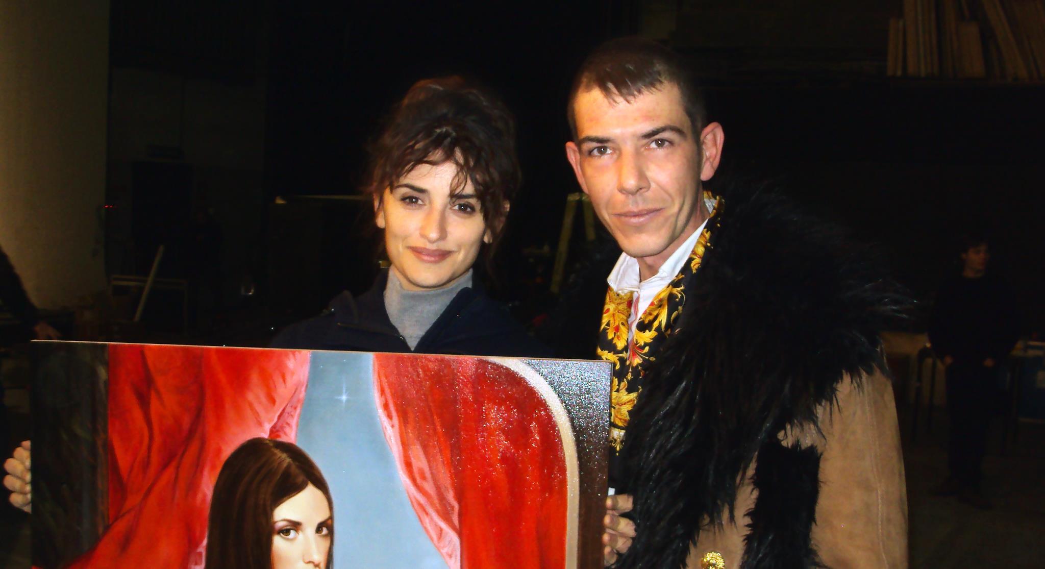 Ilian Rachov – Artist – Versace